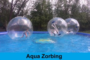 Aqua Zorbing