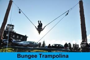 Bungee Trampolína