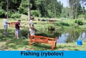 Fishing (rybolov)