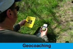 Geocoaching