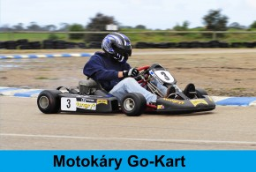 Motokáry Go-Kart