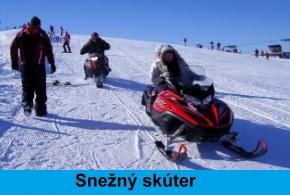 Snežný skúter