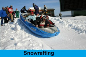Snowrafting