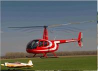 let vrtulnikom vyhliadkovy let