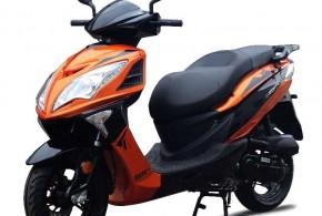 SHARPY-125-oranžová