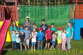denný tábor _10-14.07.2017