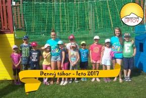 denný tábor _31.07-04.08.2017